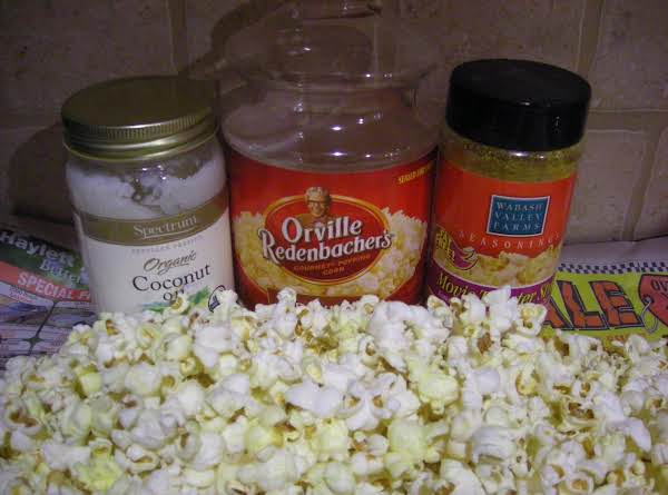 Movie Theater Popcorn At Home