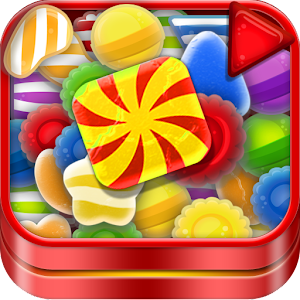 Jelly Сandy Match 3 for PC and MAC