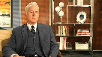 Then and Now: Roger Sterling