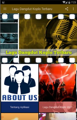 لقطات شاشة Lagu Dangdut Koplo Terbaru 2