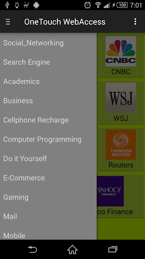 OneTouch WebAccess