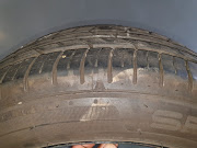 Second-hand tyres are safe-to-use you when you see visible tread wear indicators below the tread across the whole tyre. There must also be no exposed fabric, cuts, lumps or bulges. Picture: SUPPLIED