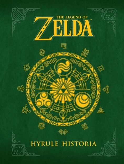 The Legend of Zelda: Hyrule Historia: Patrick Thorpe, Michael ...