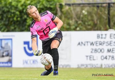 Anthony Swolfs est prêté un an à Waasland-Beveren