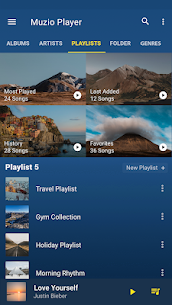 Music Player PREMIUM APK 6.6.1 Mod Apk [Full Unlocked] 4