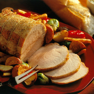 Harvest Pork Roast with Vegetables Recipe