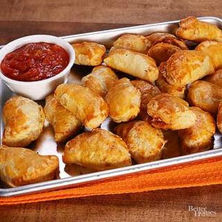Chorizo-Pepper Hand Pies.