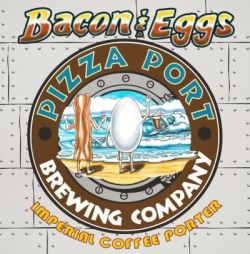 Logo of Pizza Port Bacon & Eggs Imperial Coffee Porter