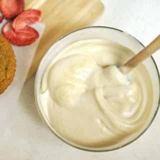 Creamy Cashew Icing (Dairy-Free) Recipe