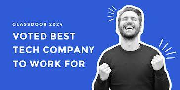 Best Tech Company - LinkedIn Company Cover Template