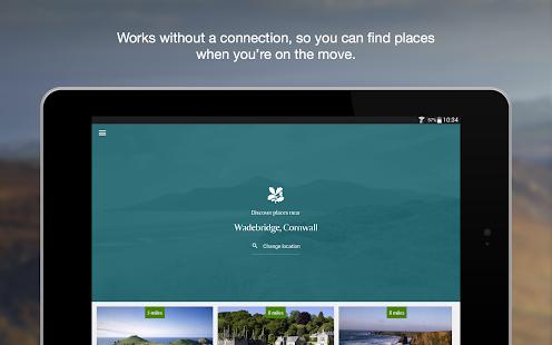 National Trust- screenshot thumbnail