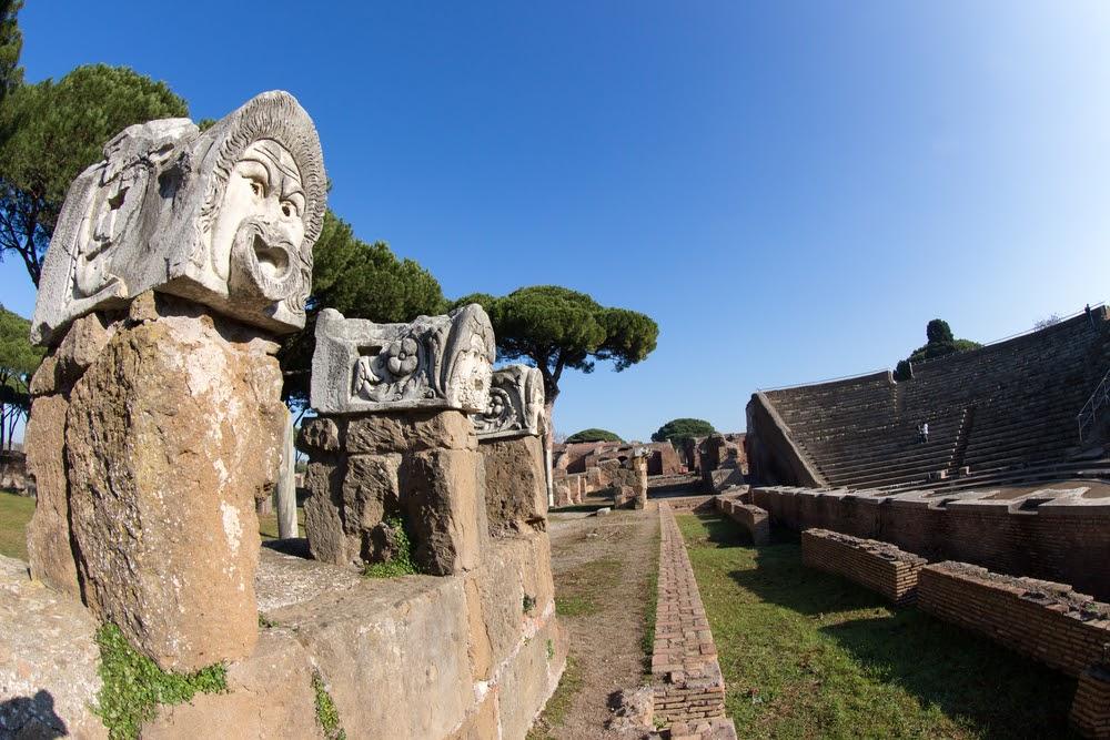 excursiones desde Roma Ostia Antica