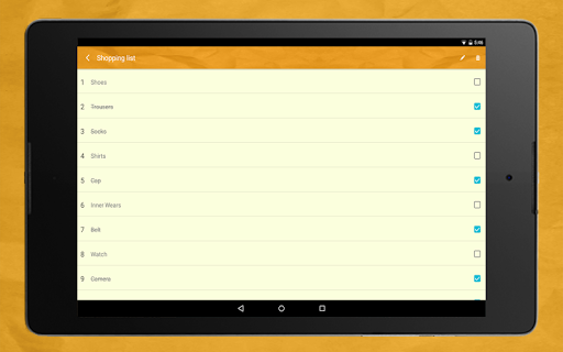 Secure Notes Lock - Notepad - Todo List screenshot 10