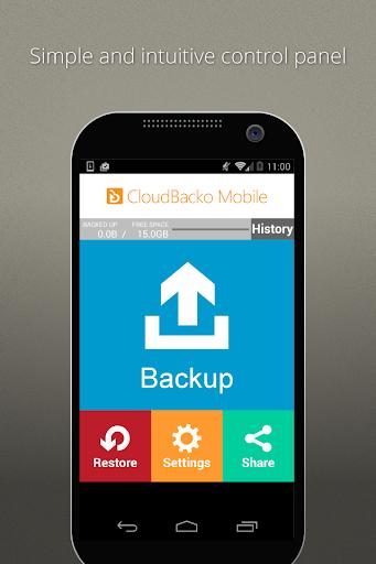 CloudBacko Mobile