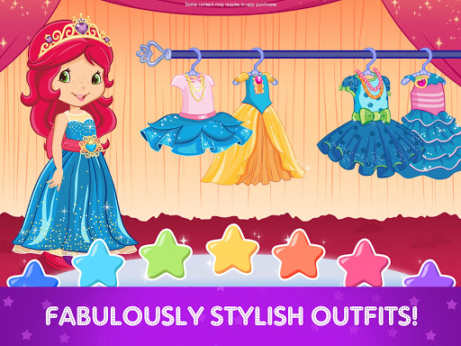 Strawberry Shortcake Dress Up Dreams 1.4 Screenshots 12