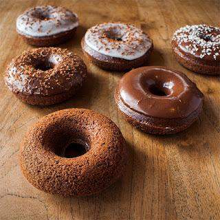 Chocolate Baked Doughnuts Recipe