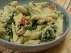 Pesto Chicken Casserole Recipe