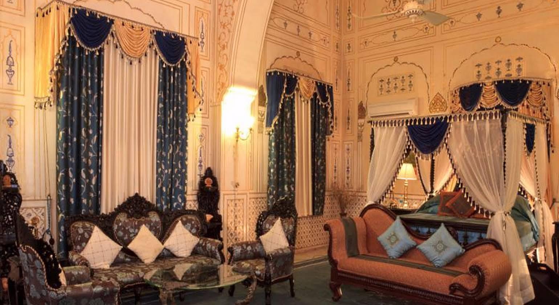 The Laxmi Niwas Palace