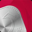 5paisa: Stocks, Share Market Trading App, NSE, BSE icon
