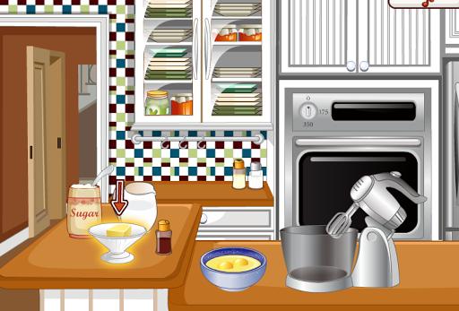 cookies cooking girls game Apk Download 11