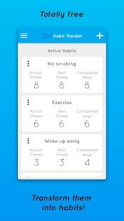 21 Days - Habit Tracker Free - náhled