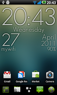 Super Clock Wallpaper Pro 2.0.2 Mod APK Updated Android 1