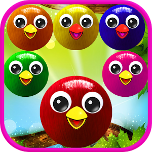 Bubble Birds for PC and MAC