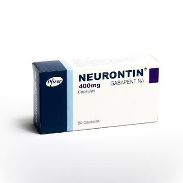 NEURONTIN 400mg Tabletas