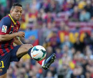 """""""Enorme transferstunt"""": Eupen gooit hoge ogen in het buitenland met komst Adriano (ex-Barça)"""