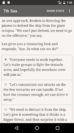 7th Sea: A Pirate's Pact 1.0.3 screenshots 4
