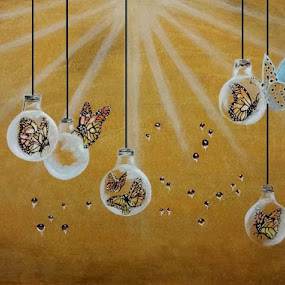 Surreal Painting by Sangeeta Paul - Painting All Painting