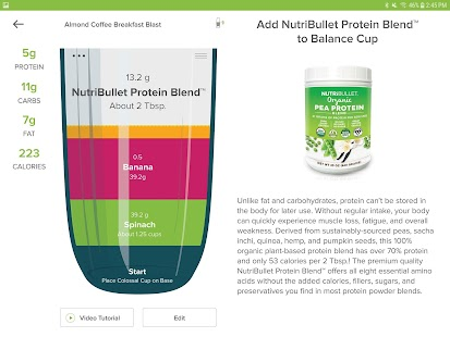NutriBullet Balance- screenshot thumbnail