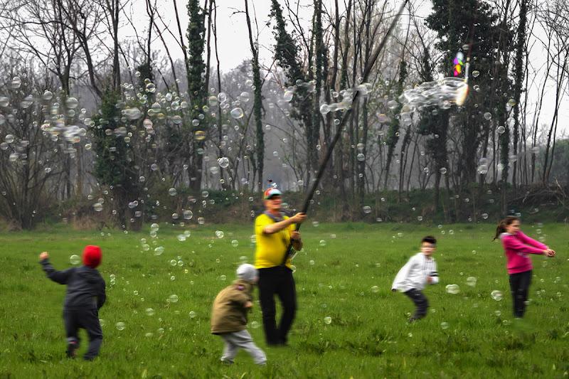 A caccia di bolle di brunosma