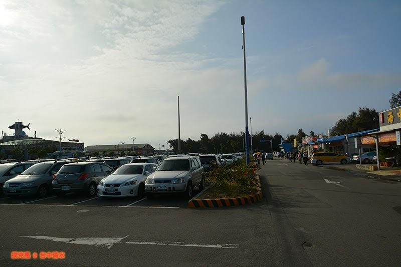 梧棲觀光漁港停車場