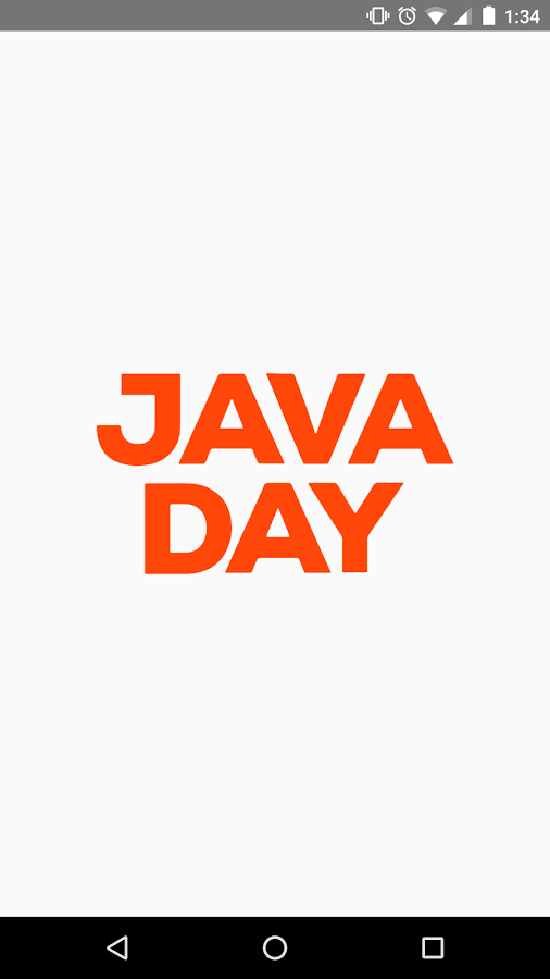 JavaDay Kyiv 2016- screenshot
