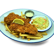 Crunchy Fish and Chips