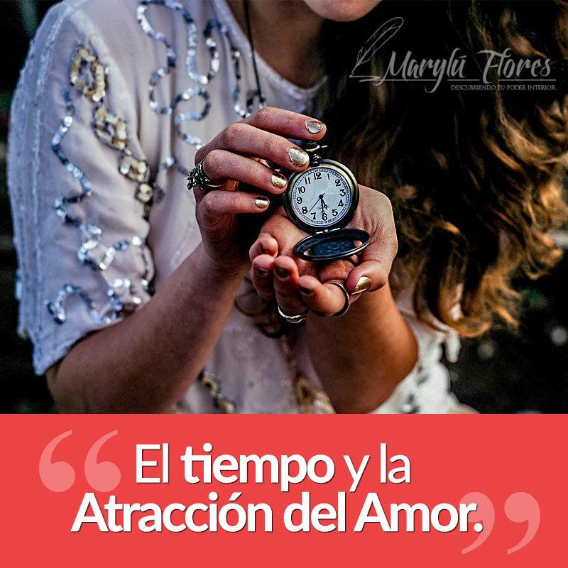 El tiempo y la atracción del Amor