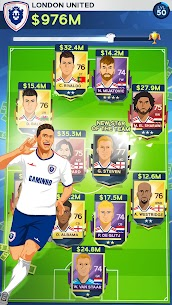 Idle Eleven MOD APK [Unlimited Money + VIP] Be a millionaire 5