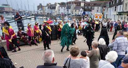 Photo: FOLLOWED BY   WILD HUNT BEDLAM MORRIS  http://www.wildhunt.org.uk/index.php