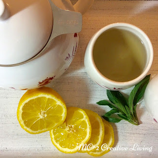 Fresh Herbal Tea Recipe