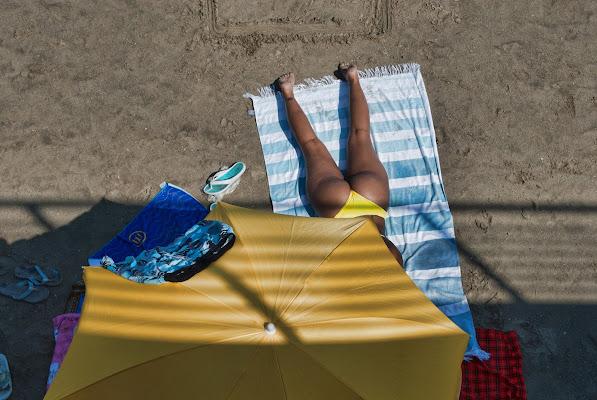 bagni di sole di Zerosedici