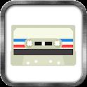 Retro Cassette Live Wallpaper icon