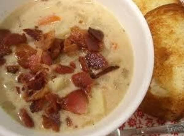 Hearty Potato Chowder By Harriet Jean Wassom Recipe