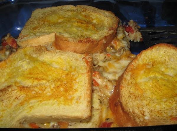 Hamburger Souffle Sandwich Recipe
