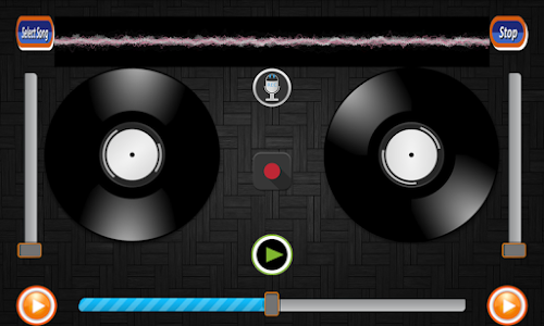 MP3 DJ Music Player/Remix Pro v1.0