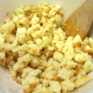 Crock Pot Creamed Corn and Ham Casserole.