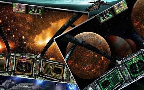 Moon Flight Driving Simulator screenshot 8