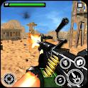 Gun Game Simulator : Free Fire Gunner Simulation icon