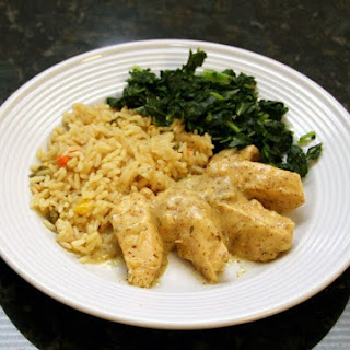 Slow-Cooker Chicken Breasts with Dijon Mustard.