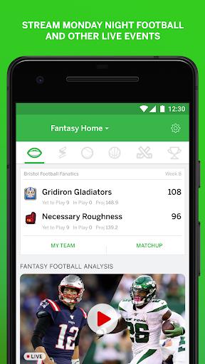 ESPN Fantasy Sports 7.4.3 Screenshots 3
